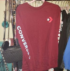 Converse long sleeved shirt